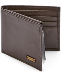 Tommy Hilfiger - Clifton Passcase Wallet - Lyst