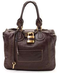 Chloé - Paddington North/west Tote - Vintage - Lyst