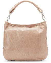 Rudsak - Dove Grey Damar Convertible Hobo - Lyst