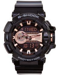 1bafe1663 Heritor Automatic Hr4502 Montrichard Watch in Black for Men - Lyst