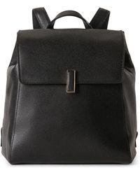 Valextra Black Iside Backpack