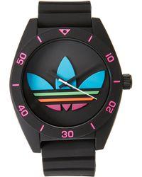 adidas Originals Adh2970 Black Santiago Watch