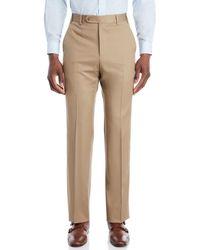 Zanella - Tan Todd Stretch Dress Pants - Lyst
