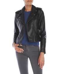 Levi's - Faux Leather Jacket - Lyst