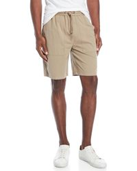 Tailor Vintage - Connecticut Originals Drawstring Shorts - Lyst