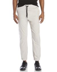 Ocean Current - Backslide Twill Jogger Pants - Lyst