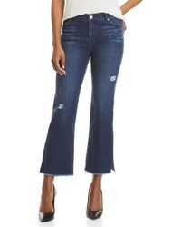 Rebecca Minkoff - Boulevard Pch Wash Jeans - Lyst