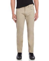 Lucky Brand - 121 Heritage Slim Fit Straight Leg Pants - Lyst