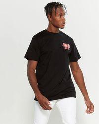 BBCICECREAM Body Shop Short Sleeve Tee - Black