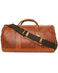 Will Leather Goods - Leather Atticus Duffle - Lyst