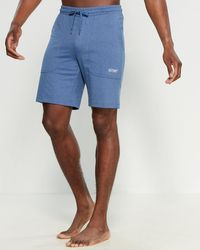 2xist French Terry Shorts - Blue