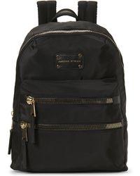 Adrienne Vittadini - Large Nylon Backpack - Lyst