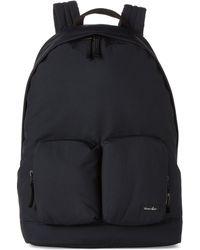 Steven Alan Miles Laptop Backpack - Black