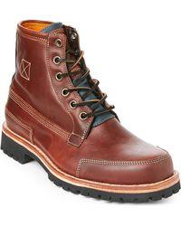 Timberland - Sundance Ltd Leather Boots - Lyst