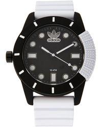 adidas Originals Adh3132 Black & White Watch