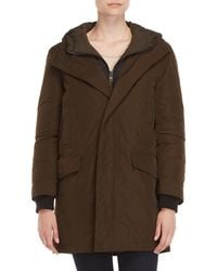 Zadig & Voltaire - Karly Removable Double Jacket - Lyst