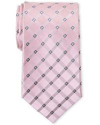 MICHAEL Michael Kors - Clara Neat Printed Tie - Lyst