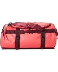 The North Face - Red Base Camp Medium Duffel - Lyst