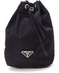 prada leather bag men - Shop Women's Prada Clutches | Lyst