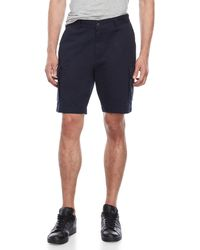 Nautica - Twill Cargo Shorts - Lyst