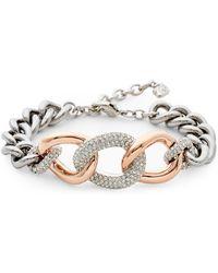 Swarovski - Bound Bracelet - Lyst