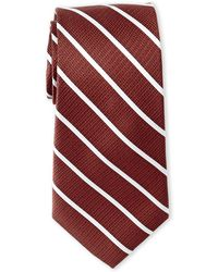 Beau Brummel Soho - Stripe Tie - Lyst