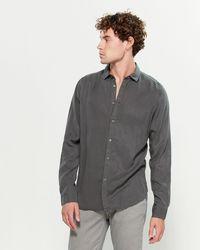 Dstrezzed - Faded Long Sleeve Sport Shirt - Lyst