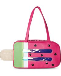 Betsey Johnson - Pink Watermelon Popsicle Cooler - Lyst