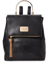 Bebe - Zsa Zsa Ring Handle Backpack - Lyst