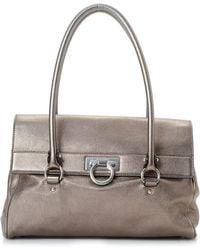 Ferragamo - Handbag - Vintage - Lyst