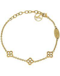 Louis Vuitton - Flower Full Bracelet - Vintage - Lyst