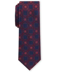 Ted Baker Red Connect Medallion Tie