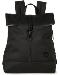 Enter # - City Fold Top Backpack - Lyst