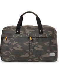Hex - Camouflage Weekender Duffel Bag - Lyst