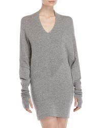 Nicholas K - Cashmere Sweater Dress - Lyst