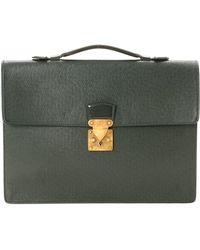 Louis Vuitton - Serviette Kourad Briefcase - Vintage - Lyst
