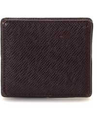 Louis Vuitton - Taiga Coin Purse - Vintage - Lyst