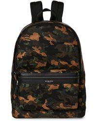 f86a0751805f Michael Kors - Kent Camo Backpack - Lyst