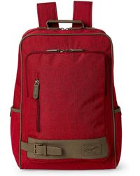 """Olympia - Red Apollo 18"""" Laptop Backpack - Lyst"""