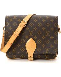 Louis Vuitton | Cartouchiere Gm Messenger Bag - Vintage | Lyst