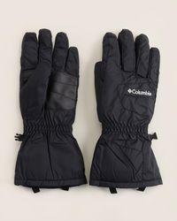 Columbia - Six Rivers Ski Gloves - Lyst