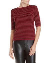 Premise Studio - Petite Half Sleeve Sweater - Lyst