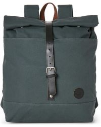 Enter # - Roll Top Backpack - Lyst