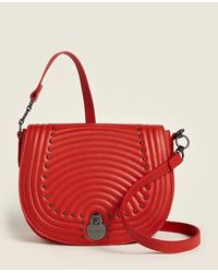 Longchamp - Le Foulonne Poppy Quilted Leather Crossbody - Lyst