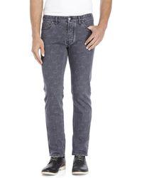 Viktor & Rolf - Faded Black Jeans - Lyst