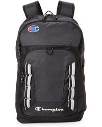 Champion - Black Expedition Backpack - Lyst