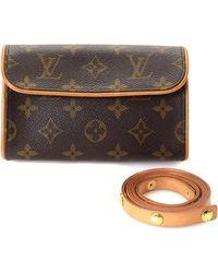 Louis Vuitton - Monogram Pochette Florentine Crossbody - Vintage - Lyst