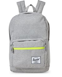 Herschel Supply Co. - Light Grey Pop Quiz Backpack - Lyst