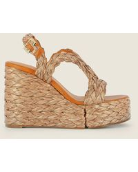 Robert Clergerie Ally Espadrille Wedge Sandals - Multicolor