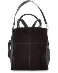 Moda Luxe Black Brette Backpack